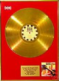 BIG COUNTRY -  LP 24 Carat Gold Disc  -  STEELTOWN